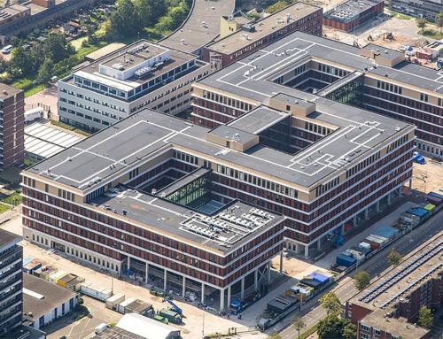 Nieuwbouw Reinier de Graaf Ziekenhuis Delft