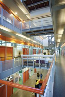 Huijgens lab Universiteit Nijmegen