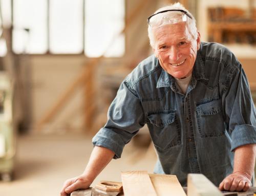Dynamiek in de ouderenzorg