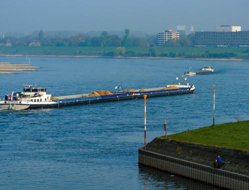 Havenprojecten Venlo en Moerdijk