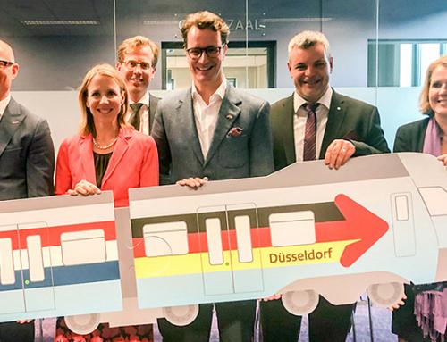 Nederland en Duitsland sluiten contract trein Eindhoven — Düsseldorf