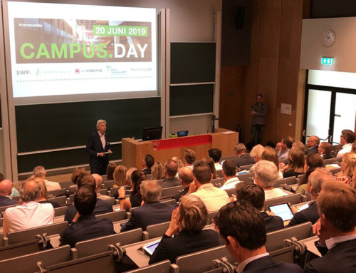 Inspirerende eerste Campus Day