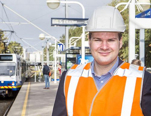 Climax tramproject met aanleg verdiepte haltes