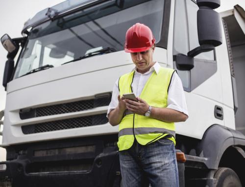 Talking Logistics: Connected Transport