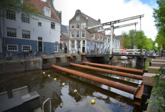 Kademuren Amsterdam