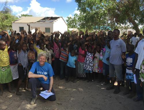 Aan de slag in Mozambique