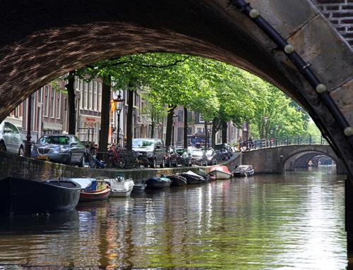 Programmaplan Bruggen en Kademuren Amsterdam vastgesteld