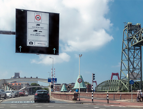 Nul-emissie stadslogistiek: toezicht en handhaving