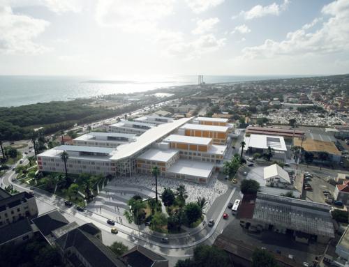 Nieuwbouw Hospital Nobo Otrobanda