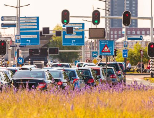 Praktijkproef Amsterdam — slim spreiden, beter doorrijden