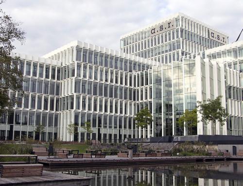 Renovatie hoofdkantoor a.s.r.
