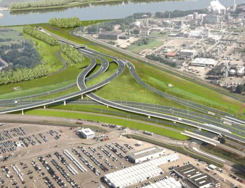 Blankenburgverbinding: betere bereikbaarheid Rotterdam
