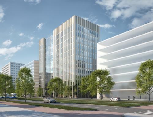 Nieuw Onderzoeksgebouw VU Amsterdam