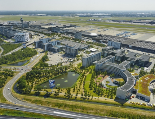 Megaprojecten Schiphol Amsterdam Airport