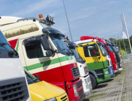 Europese subsidie voor Truckparking