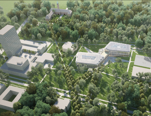 Projecten op de campus