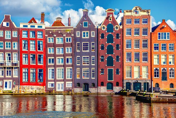 Bruggen en Kademuren Amsterdam