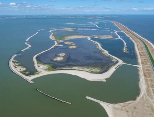 Versterking Houtribdijk – 26 kilometer tussen Marker- en IJsselmeer