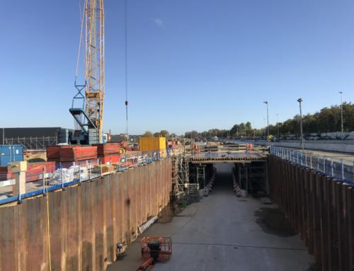 Renovatie A73 tunnels